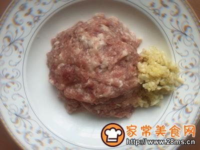 做正宗好吃的苦瓜酿肉的图片步骤2