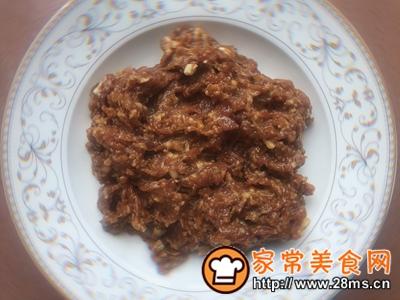 做正宗好吃的苦瓜酿肉的图片步骤3
