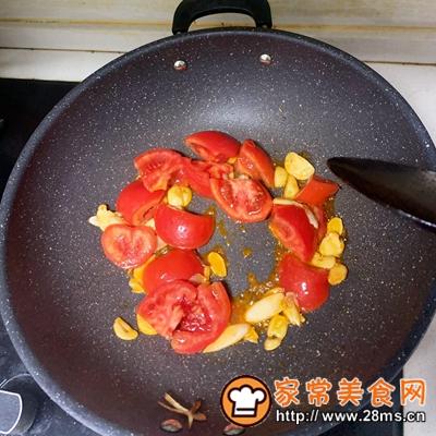 做正宗番茄炒蘑菇的图片步骤4