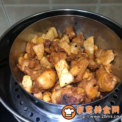 做正宗蒸酥鸡的图片步骤13