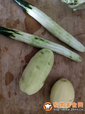 做正宗咖喱土豆炖鸡胸肉的图片步骤1