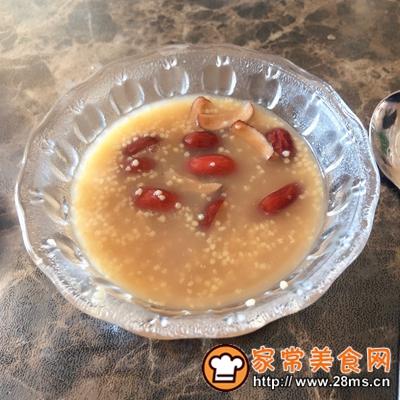 做正宗红糖小米粥的图片步骤5