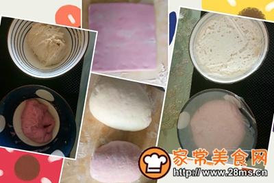 做正宗面食记豆沙包和花样馒头的图片步骤1
