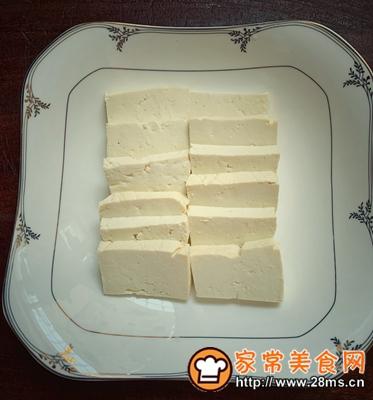 做正宗黄金蘸水豆腐的图片步骤1