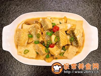 做正宗鲈鱼炖豆腐的图片步骤11