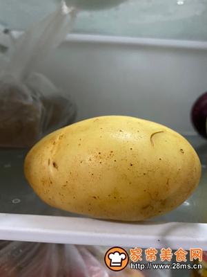 做正宗减肥版烤土豆角的图片步骤1