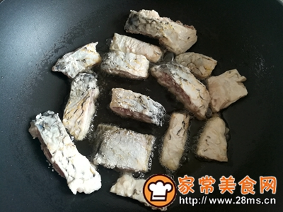 做正宗红烧鱼块的图片步骤6