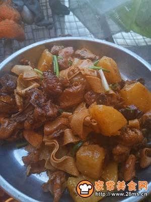做正宗鸡肉炖土豆的图片步骤7