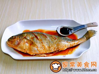 做正宗柠香蒸黄鱼的图片步骤6