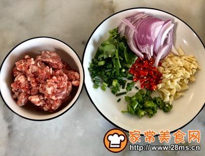 做正宗小炒牛肉沫的图片步骤2