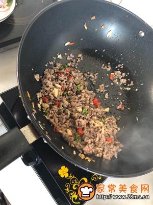 做正宗小炒牛肉沫的图片步骤4