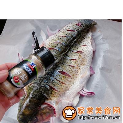做正宗大厨级别的纸包鱼的图片步骤2