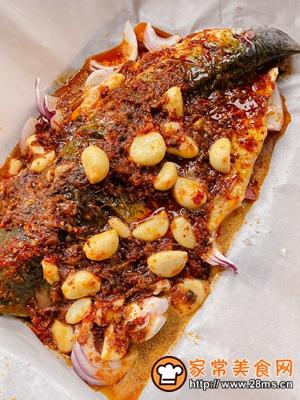 做正宗大厨级别的纸包鱼的图片步骤5