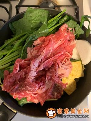 做正宗寿喜锅的图片步骤5