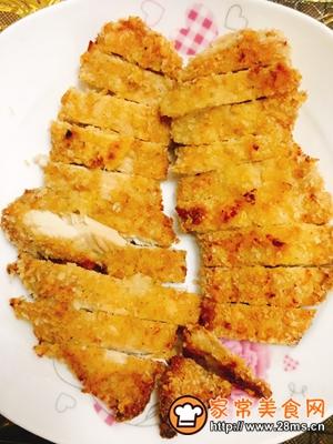 做正宗少油酥脆的鸡排的图片步骤3