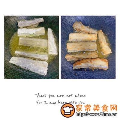 做正宗红烧带鱼的图片步骤8