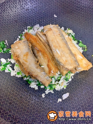 做正宗红烧带鱼的图片步骤10