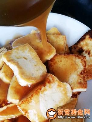 做正宗家常菜之煎豆腐的图片步骤6