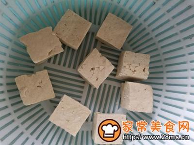 做正宗炸臭豆腐的图片步骤1