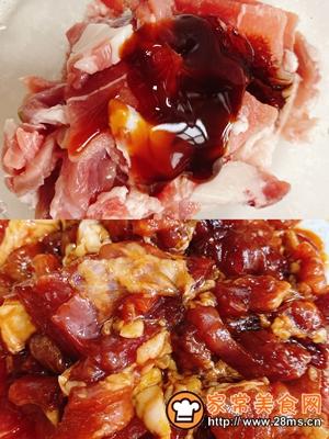 做正宗小炒肉煲仔饭的图片步骤3