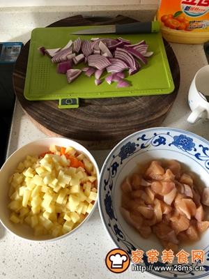 做正宗咖喱鸡的图片步骤1