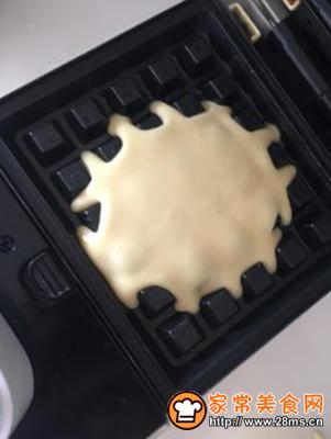 做正宗华夫饼的图片步骤6