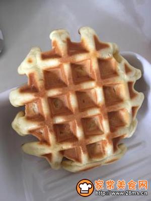 做正宗华夫饼的图片步骤7