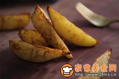 做正宗台式蒸烤箱:椒盐薯角的图片步骤9