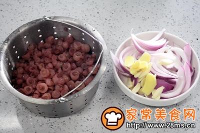 做正宗辣炒海灵菇的图片步骤1
