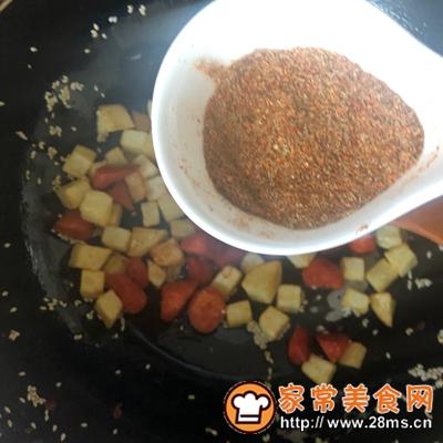 做正宗香煎土豆火腿的图片步骤12