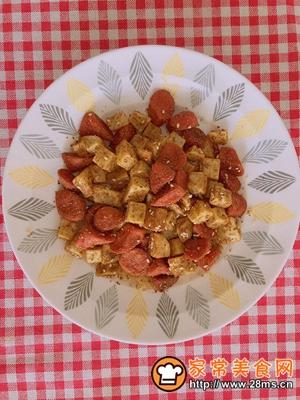 做正宗香煎土豆火腿的图片步骤13