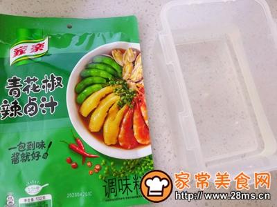 做正宗适合夏日的凉菜:青花椒辣卤菜的图片步骤1