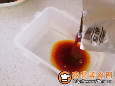 做正宗适合夏日的凉菜:青花椒辣卤菜的图片步骤3