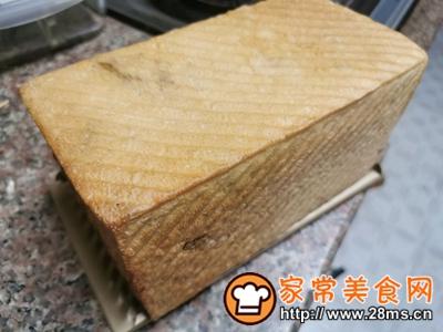 做正宗中种抹茶蜜豆吐司的图片步骤9