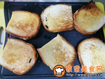 做正宗韩式厚蛋三明治的图片步骤6
