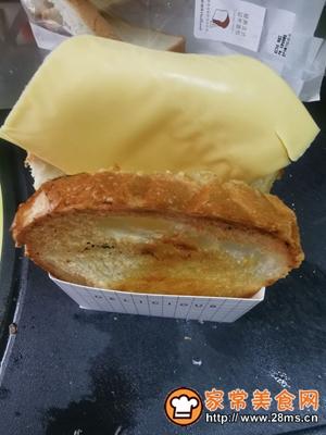 做正宗韩式厚蛋三明治的图片步骤8
