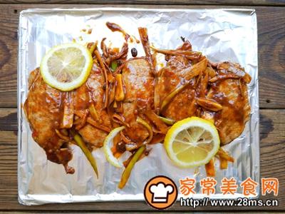 做正宗不担心长胖的夜宵:柠檬干锅烤翅的图片步骤7