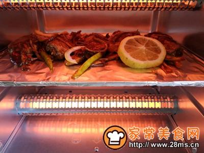做正宗不担心长胖的夜宵:柠檬干锅烤翅的图片步骤8