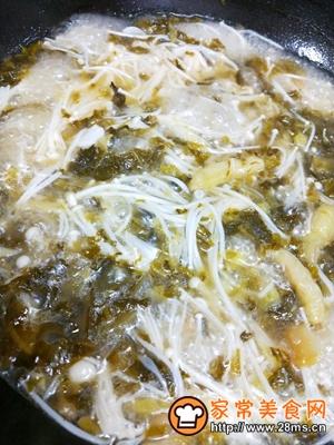 做正宗喝汤吃肉的酸汤肥牛的图片步骤8
