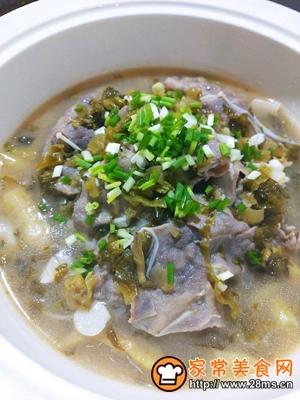 做正宗喝汤吃肉的酸汤肥牛的图片步骤12