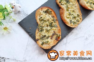 做正宗蒜香黄油烤法棍的图片步骤10