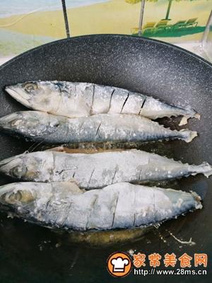 做正宗茄汁炖鲅鱼的图片步骤1