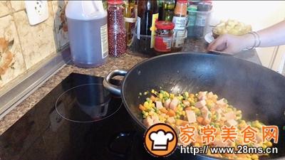 做正宗泰式菠萝饭的图片步骤5