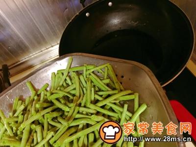 做正宗下饭菜豇豆烩茄子的图片步骤4