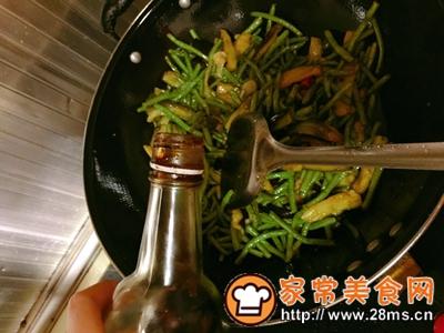 做正宗下饭菜豇豆烩茄子的图片步骤10
