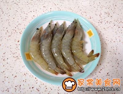 做正宗油焖蚕豆虾的图片步骤4