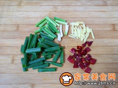 做正宗油焖蚕豆虾的图片步骤6