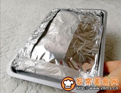 做正宗简单必做的蒜蓉烤金针菇的图片步骤4