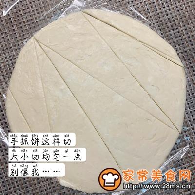 做正宗下午茶:培根芦笋卷饼的图片步骤3