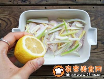 做正宗柠檬干锅鸡翅的图片步骤4